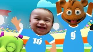 Axel's Baby TV Video - Soccer