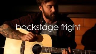 Jack Moxon! Live at Backstage Fright playing 'Truth Decay'