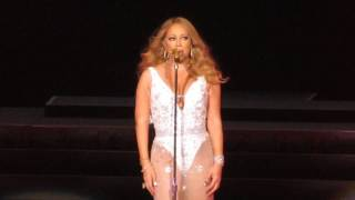 Mariah Carey - Don't Forget About Us (11-25-2016 Hawaii)