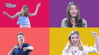 """Alex & Co. - Lip Sync con tutto il cast sulle note di """"Live It Up"""" di Merissa Porter"""