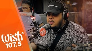 "Mayonnaise performs ""Kung Di Rin Ikaw"" LIVE on Wish 107.5 Bus"