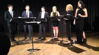 "VoH ( Voice of Hope) sing ""Pretty Woman"""