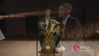 Play With The Masters - Sasha Johnson, Tuba 1 of 3
