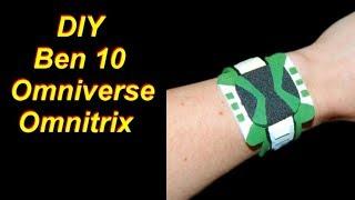 Ben 10 Omniverse Omnitrix Cheap and Easy DIY