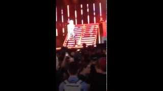 WIZ KHALIFA STAYIN' OUT ALL NIGHT PART 1 Boys of Zummer Tour, Molson Ampitheatre Toronto 06/16/15