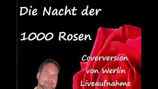 Die Nacht der 1000 Rosen - Flippers - Cover von Werlin