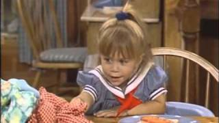Full House - Cute / Funny Michelle Clips From Season 3 (Part 1) width=