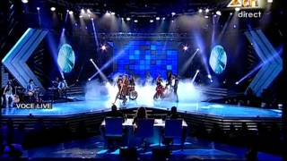 """Bruiaj - N&D - """"Vino la mine"""" - X Factor Romania, sezonul trei"""