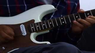 Música Hallelujah (aleluia) na guitarra