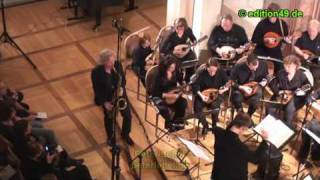 Earth Song Michael Jackson Mandolin Orchestra Excerpt Live Cover