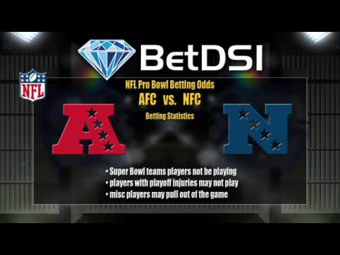 NFL 2017 Pro Bowl Game Preview & Betting Odds