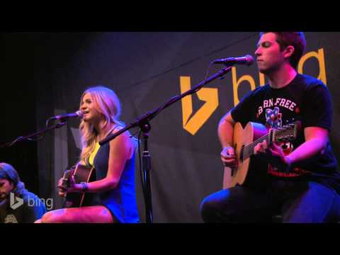 kelsea-ballerini-the-first-time-bing-lounge-987-the-bull
