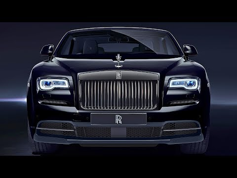 Rolls-Royce Dawn Black Badge (2017) Extreme Luxury [YOUCAR]