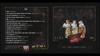 A.L.M.A - 10 - F.O.B Remix part. Febem e Klyn (Prod. Wendel Reis)