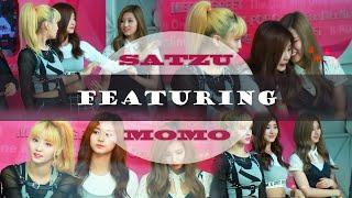 SaTzu (Sana x Tzuyu) FMV 3 - Want You Back (feat. Momo) - [TWICE 사나 x 쯔위]