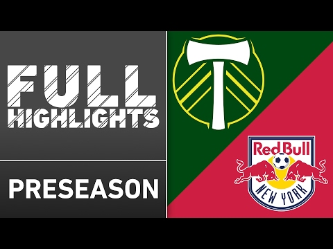 HIGHLIGHTS: Timbers 0-2 vs Red Bulls