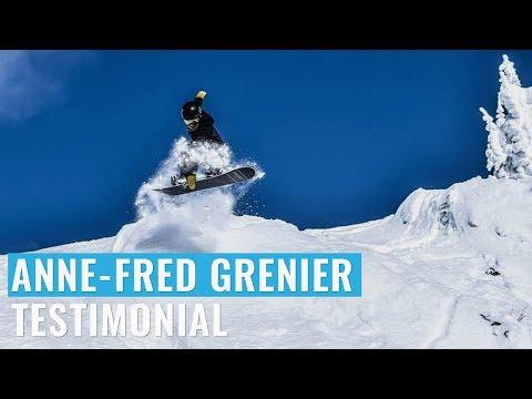 Anne-Fred Grenier Reviews Her Jib Training Setup