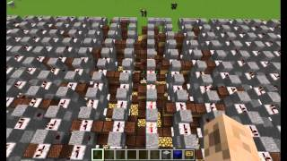 Minecraft Note Block Song Calvin Harris ft. Example -We'll Be Coming Back