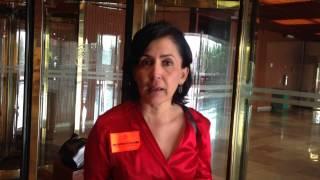 Edna Jaime, directora de México Evalúa. Presentación PERC a Diputados