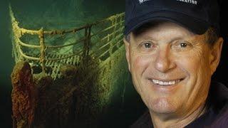 Dr. Robert Ballard fala sobre sua expedição ao Titanic em 1986