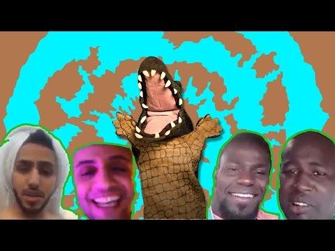 التمساح الحلقة ٨٣: الفاقدية المخدراتية | Temsa7LY