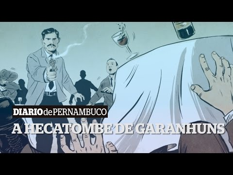 Hecatombe: 100 anos do massacre de Garanhuns