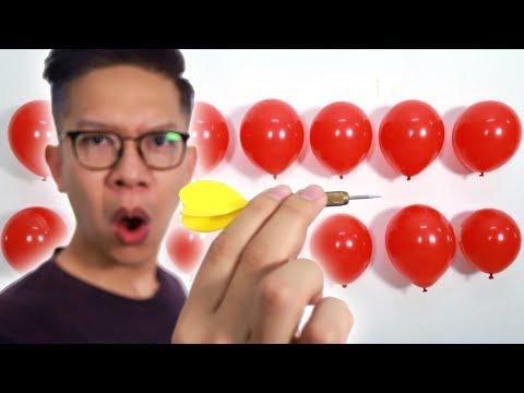 Download Video JANGAN SAMPAI SALAH PECAHKAN BALON!!!