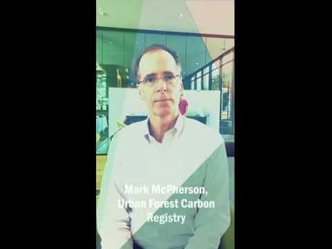 Mark McPherson, Urban Forest Carbon Registry