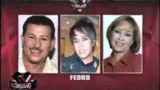 "SuperXclusivo 3/1/10 - Tito Rojas le dice ""pajaro"" a otro cantante"