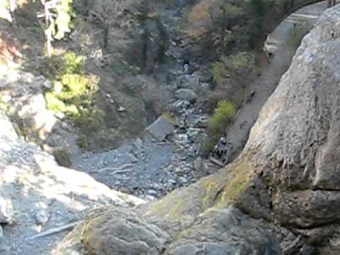Водопад Учан-Су и Ялта с высоты птичьего полёта…