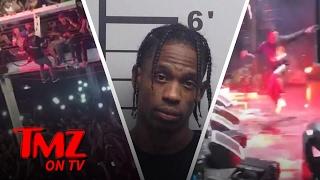 Travis Scott gets Popped | TMZ TV