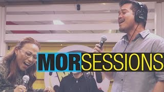 "MOR Sessions: Jaya & DJ Popoy duet with song ""Ikaw Lamang"""