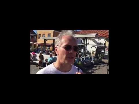 Almedalen 2015 - På plats och redo