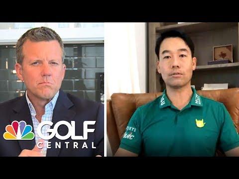 Kevin Na 'still a little bit concerned' about PGA Tour return | Golf Central | Golf Channel