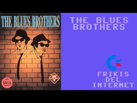 The Blues Brothers (c64) - Walkthrough comentado (RTA)