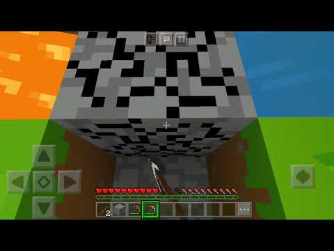 MCPE SKYBLOCK TIMELAPSE NO CURT