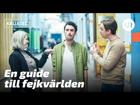 Källkoll - En guide till fejkvärlden