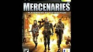 Mercenaries: POD Music- For the Motherland