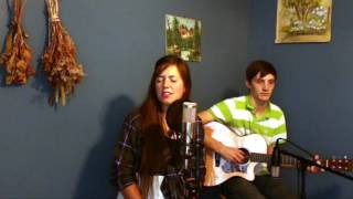 Can't Help Falling in Love (Live Acoustic Cover by Hannah Jay & Steven Carr)