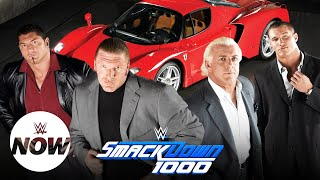 Evolution to reunite at SmackDown 1000: WWE Now