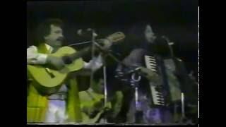 TEIXEIRINHA E MARY TEREZINHA Ao Vivo Cantam CORAÇÃO DE LUTO 🎸- ♫