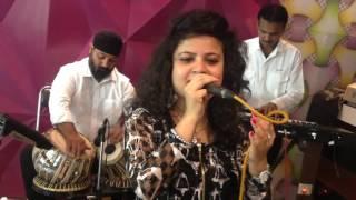 Aji rooth ke yun kaha jaiyega cover by Aruna