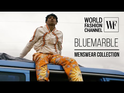 BLUEMARBLE spring-summer 2021 | Menswear Collection