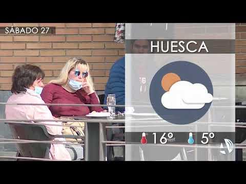 Aragón pasará el fin de semana entre sol y nubes