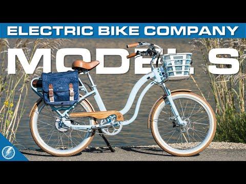 Electric Bike Company Model S Review    Electric Cruiser Bike (2021)