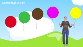 Color Song for Kids: Learn 9 Colors