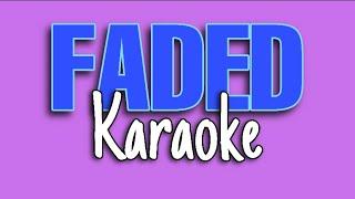 Faded-Conor Maynard version(Instrumental)
