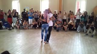 [UKTF 2013] Albir & Sara (Kizomba - Avancé)