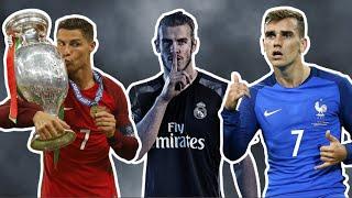 Cristiano Ronaldo | Gareth Bale | Antoine Griezmann ► Uefa Best Player Award | 2016 | 1080i HD