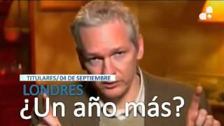 El mundo en 1 minuto 04 de septiembre de 2012